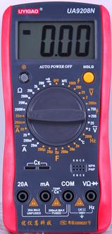 hand held multimeters
